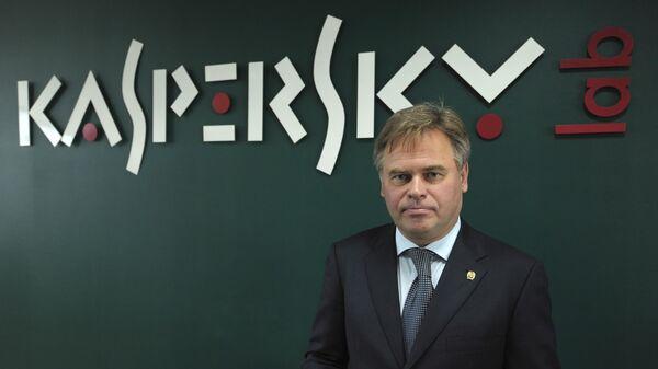 Evgueni Kaspersky, creador del Kaspersky Lab - Sputnik Mundo