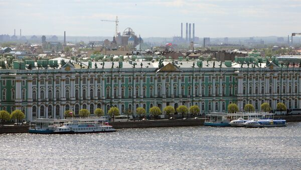 El museo Hermitage - Sputnik Mundo