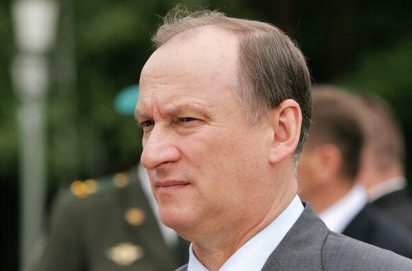 Nikolai Pátrushev - Sputnik Mundo