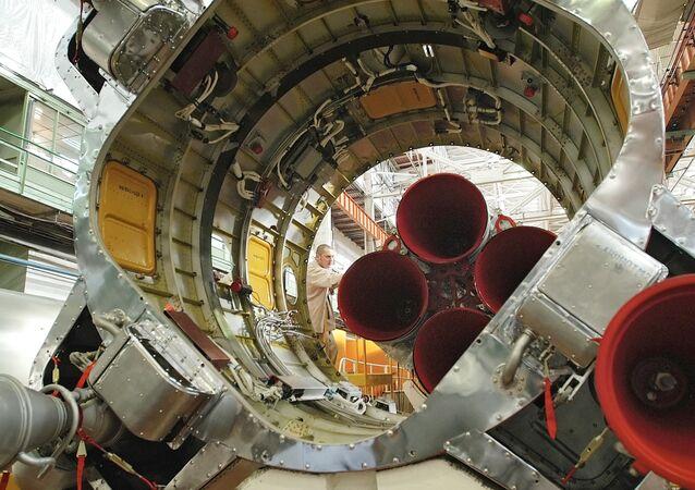 Rusia quiere diseñar un cohete portador de uso múltiple