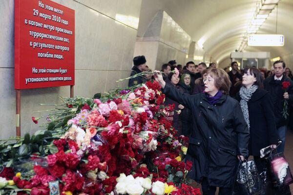 En el Metro de Moscú - Sputnik Mundo