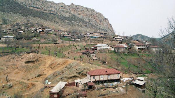 Ciudad de Armenia Gyumri - Sputnik Mundo