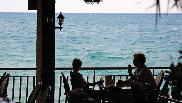 Turistas en Turquía - Sputnik Mundo