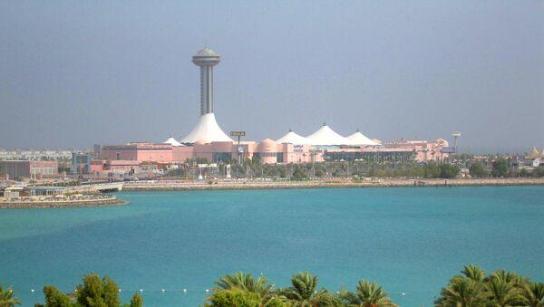 Abu Dabi, capital de EAU - Sputnik Mundo