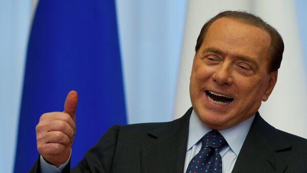 Silvio Berlusconi, ex primer ministro de Italia - Sputnik Mundo