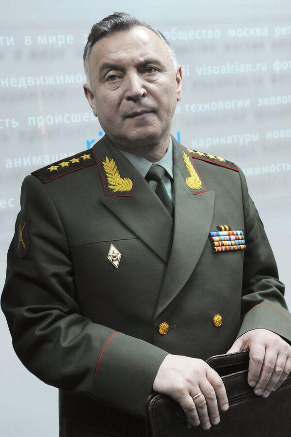 General Nikolái Makárov - Sputnik Mundo