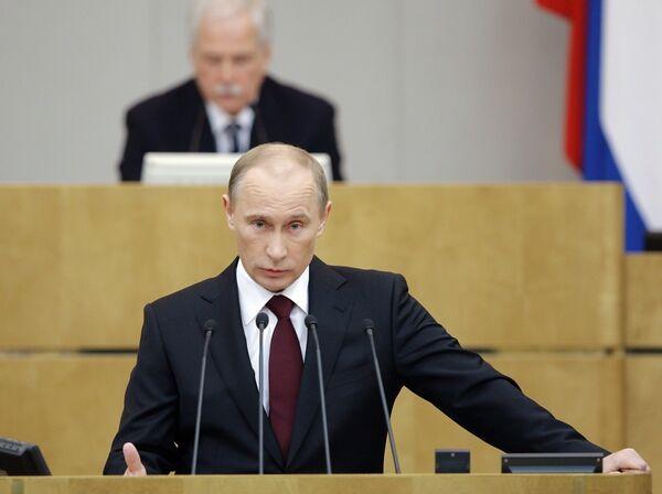 Vladimir Putin - Sputnik Mundo