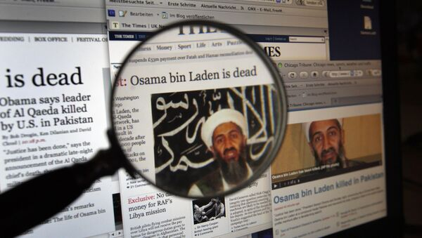Militares de EEUU recibieron órdenes de destruir las fotografías de bin Laden muerto - Sputnik Mundo