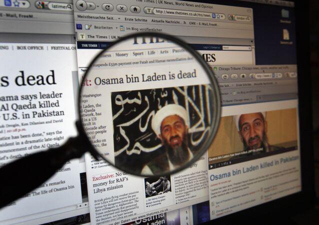 Osama bin Laden (archivo)