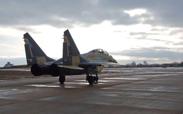 Avion MiG-29 - Sputnik Mundo