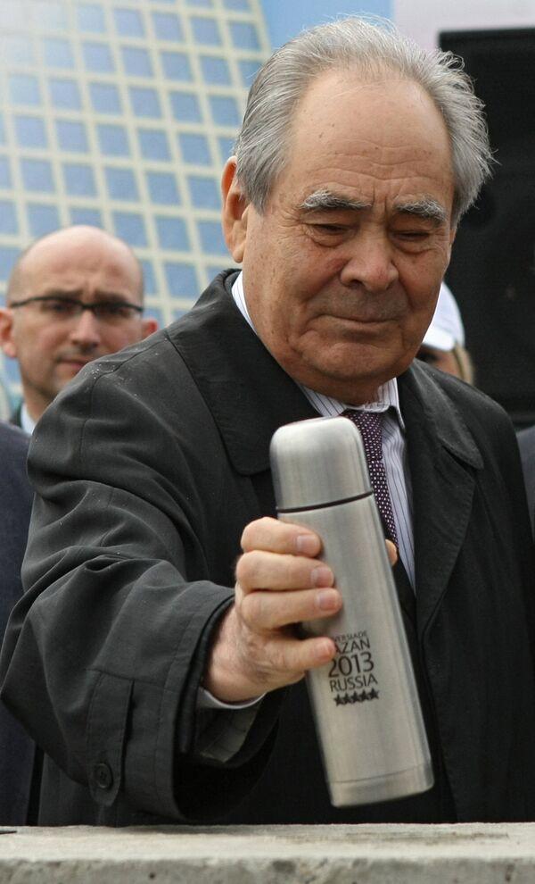 Mintimer Shaimíev - Sputnik Mundo