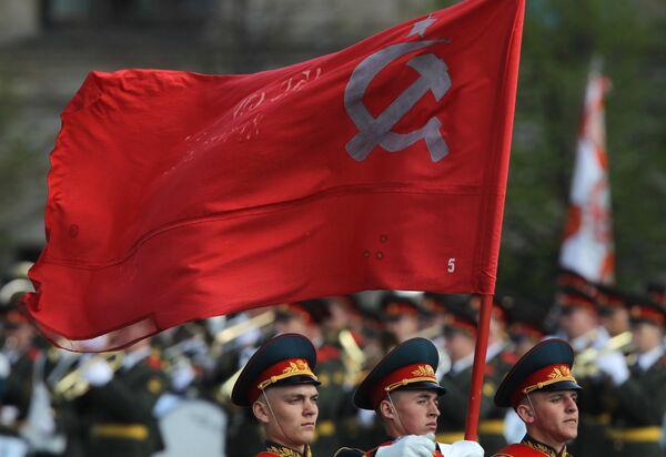 Ensayo del desfile del Día de la Victoria - Sputnik Mundo