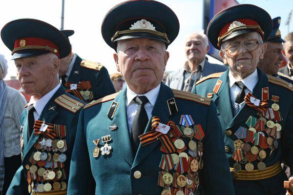 Día de la Victoria en las regiones de Rusia - Sputnik Mundo