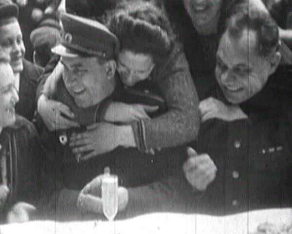 El esperado Día de la Victoria, 9 de mayo de 1945 - Sputnik Mundo