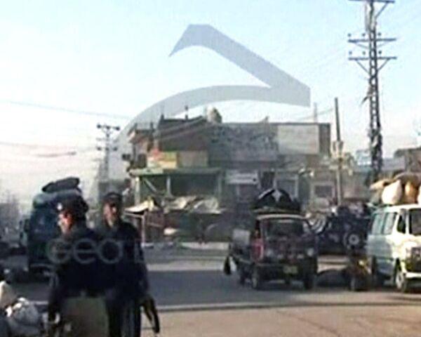 Talibanes vengan la muerte de Bin Laden con doble atentado en Pakistán  - Sputnik Mundo