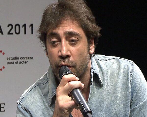 Javier Bardem confiesa su deseo de protagonizar una película rusa - Sputnik Mundo