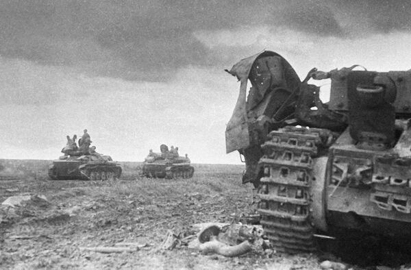El tanque alemán - Sputnik Mundo