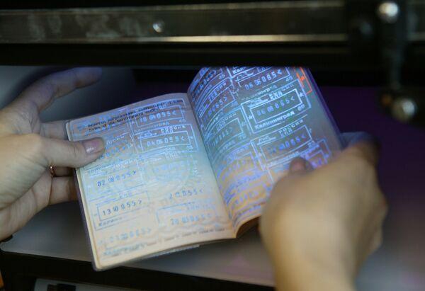 Consulado General de España en Moscú expidió más de 45 mil visas en abril de 2011 - Sputnik Mundo