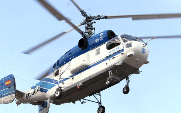Helicóptero ruso Ka-32 - Sputnik Mundo