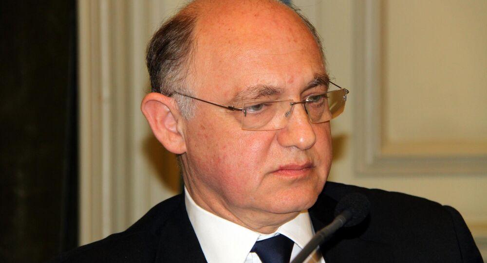 Héctor Timerman, ministro de Exteriores de Argentina