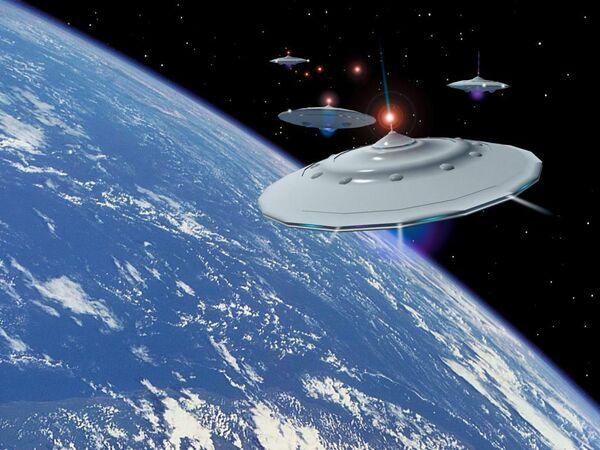 Cientos de israelíes ven un OVNI en el cielo - Sputnik Mundo