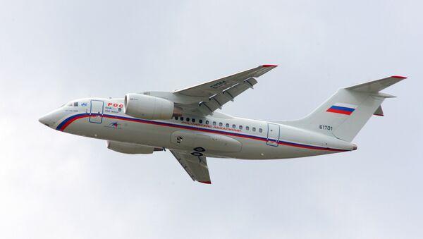 El avión An-148 - Sputnik Mundo
