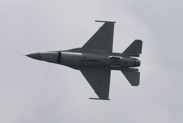 El caso F-16 - Sputnik Mundo