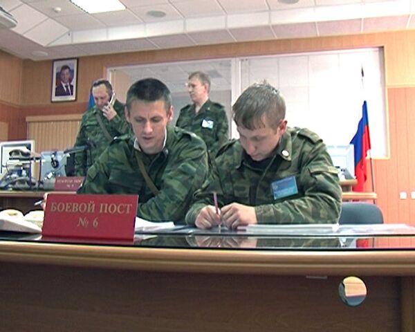 Las Tropas Espaciales de Rusia celebran el X Aniversario de su fundación - Sputnik Mundo