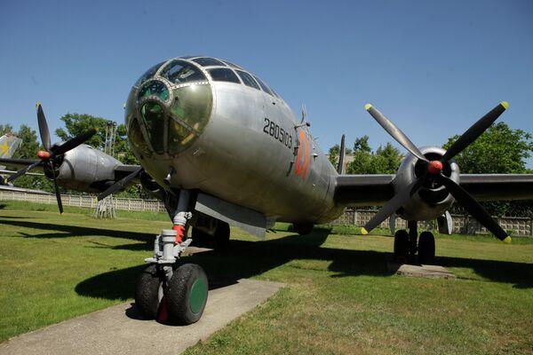 Museo de la Fuerza Aérea en las cercanías de Moscú - Sputnik Mundo