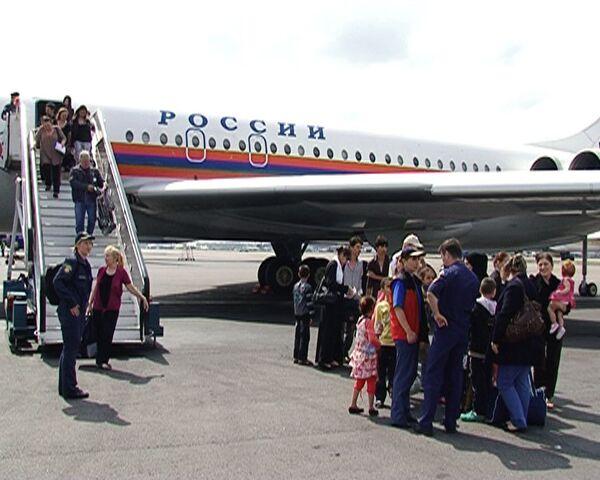 Rusos repatriados narran su experiencia en Yemen - Sputnik Mundo