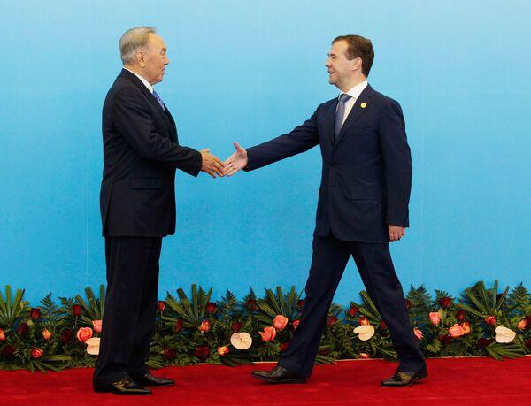 Los máximos dirigentes de los países de la OCS se reúnen en Kazajstán - Sputnik Mundo