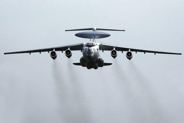 Avión A-50 - Sputnik Mundo