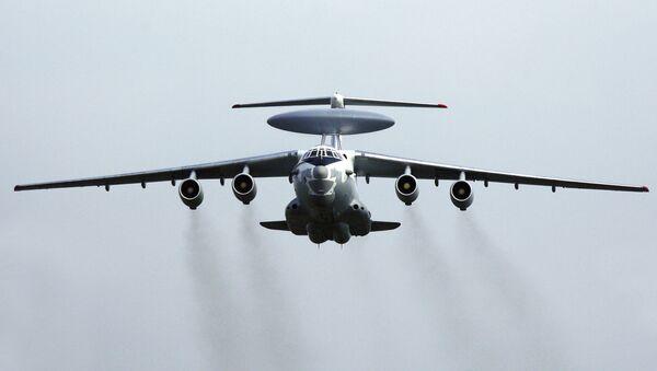 Самолет ДРЛОУ А-50 - Sputnik Mundo