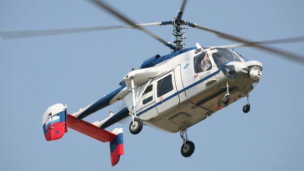 El helicóptero Ka-226T - Sputnik Mundo