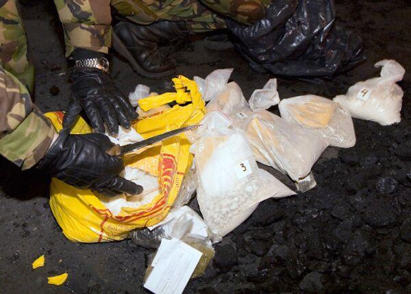 Rusia y Nicaragua firman acuerdo de cooperación para combatir el narcotráfico - Sputnik Mundo