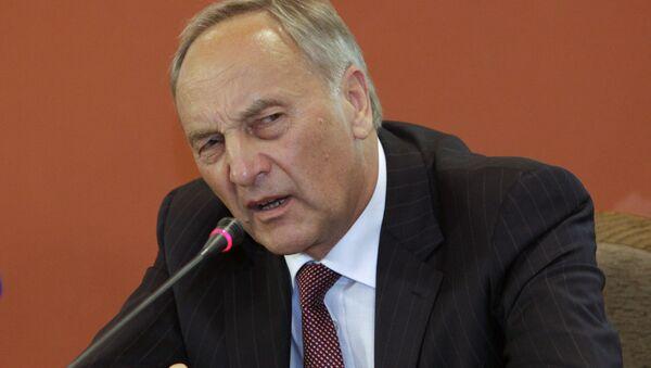 Andris Berzins, presidente de Letonia - Sputnik Mundo