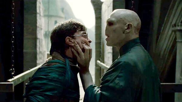 Captura de pantalla de una de las películas protagonizadas por Harry Potter - Sputnik Mundo