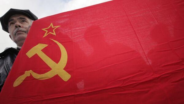 Bandera soviética - Sputnik Mundo