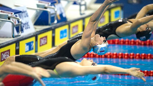 Nadadoras rusas - Sputnik Mundo