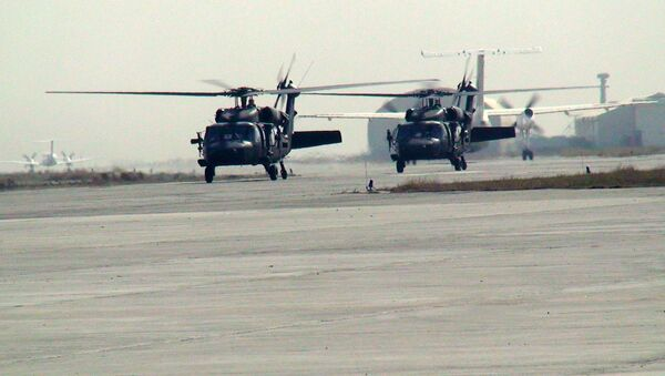 EEUU suministra diez helicópteros Apache a Egipto - Sputnik Mundo