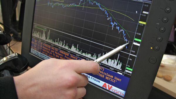 Bolsas mundiales se hunden ante nuevas medidas de Reserva Federal de EEUU - Sputnik Mundo
