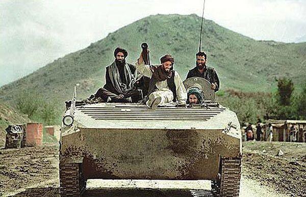 La ISAF desconoce si los talibán tienen nuevo armamento tierra-aire - Sputnik Mundo