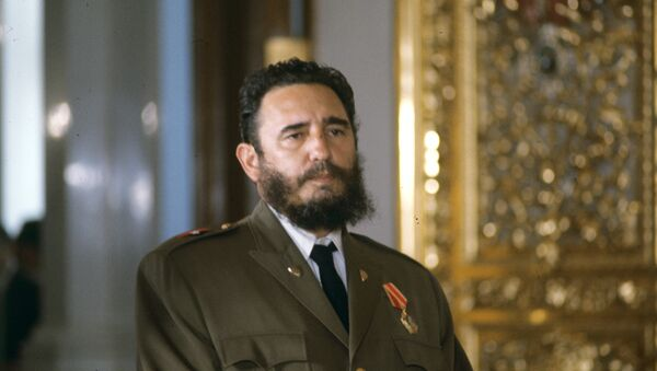 Fidel Castro - Sputnik Mundo