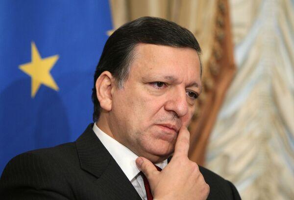 José Manuel Barroso - Sputnik Mundo