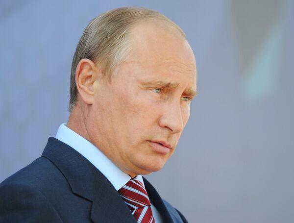 El jefe del Gobierno ruso, Vladímir Putin - Sputnik Mundo