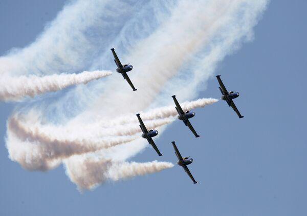 Salón Internacional Aeroespacial MAKS 2011 - Sputnik Mundo