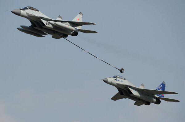 El Salón aeroespacial MAKS 2011 - Sputnik Mundo