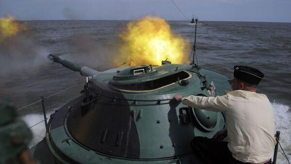 La Flotilla rusa del Caspio recibirá una decena de navíos nuevos - Sputnik Mundo