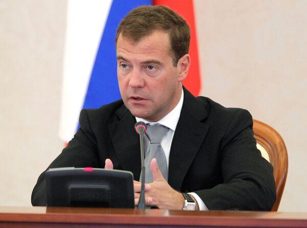 Medvédev pide a las redes sociales intensificar la lucha contra narcóticos - Sputnik Mundo