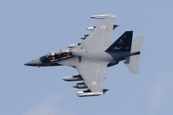 Yak-130. (Archivo) - Sputnik Mundo